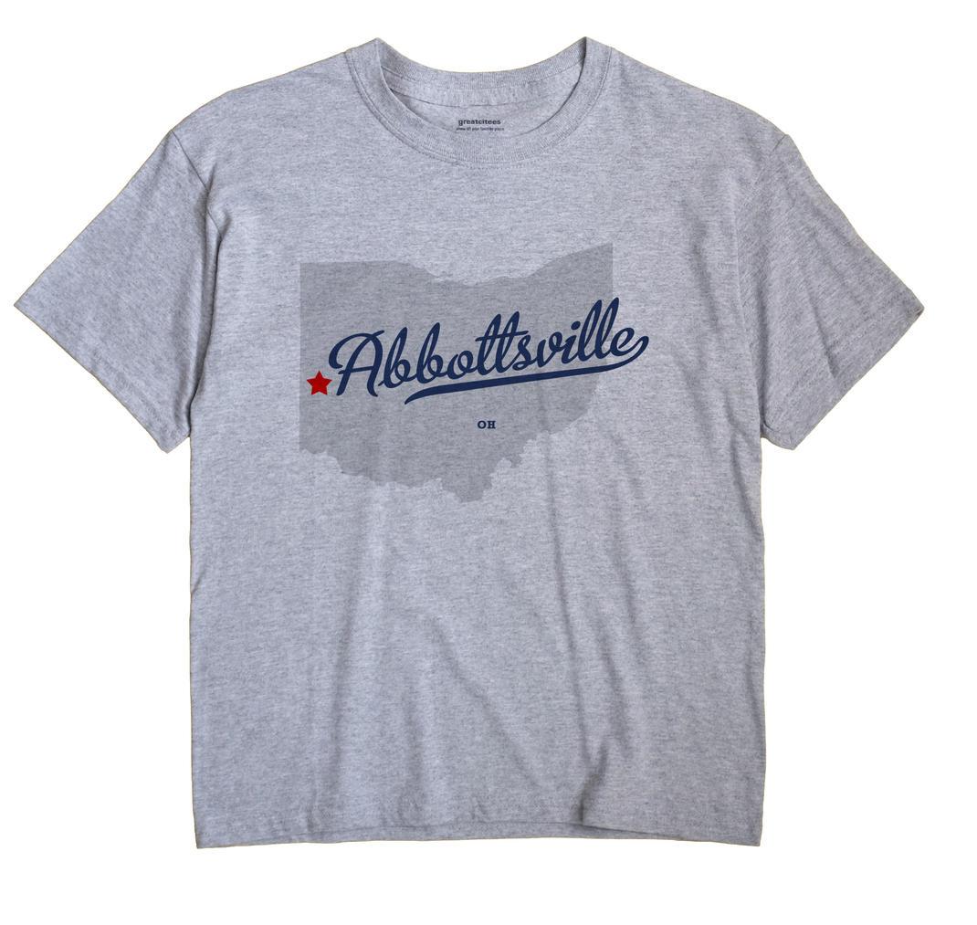 Abbottsville, Ohio OH Souvenir Shirt
