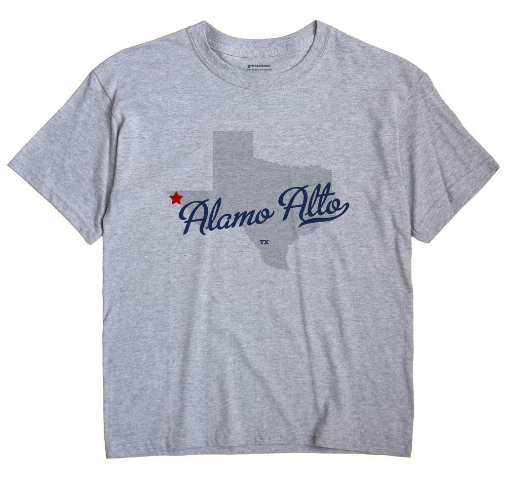 Alamo Alto, Texas TX Souvenir Shirt