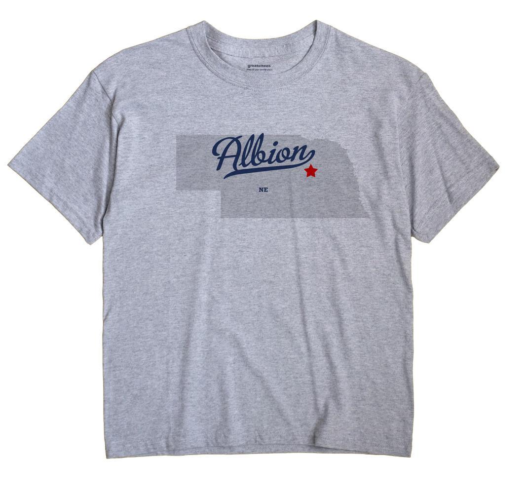 Albion, Nebraska NE Souvenir Shirt