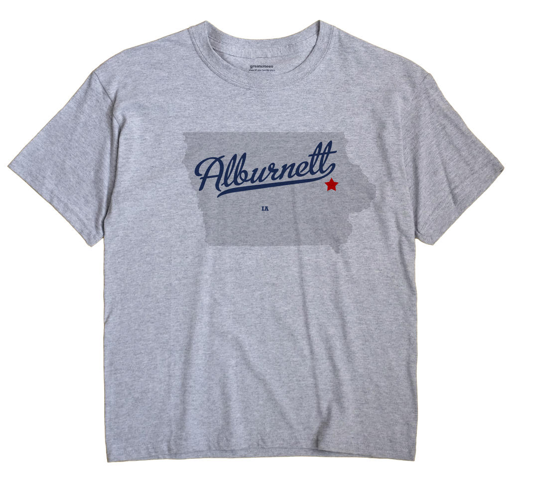 Alburnett, Iowa IA Souvenir Shirt