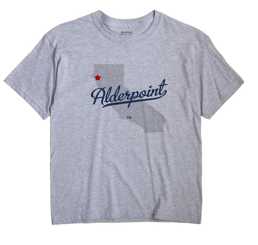 Alderpoint, California CA Souvenir Shirt