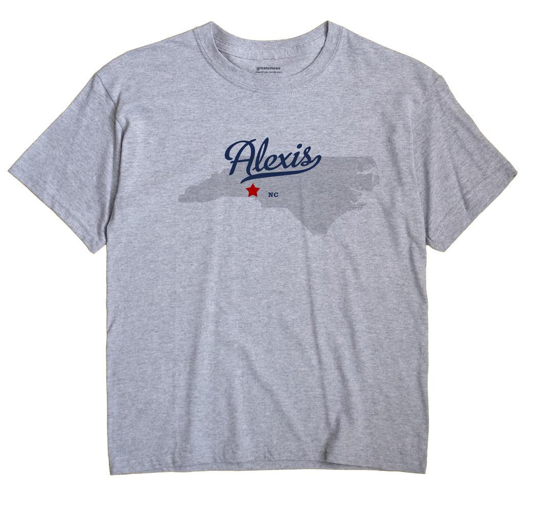 Alexis, North Carolina NC Souvenir Shirt