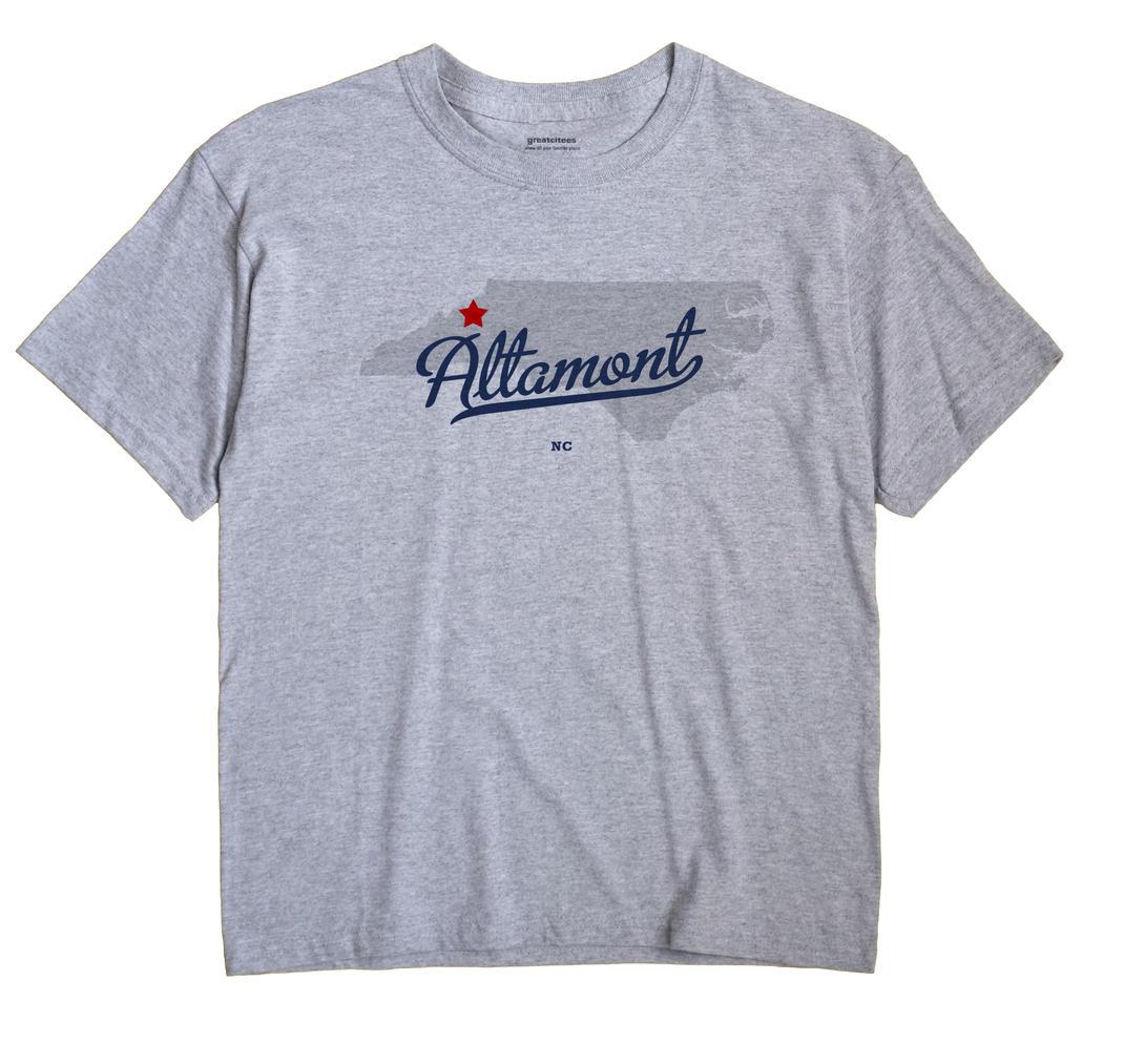 Altamont, North Carolina NC Souvenir Shirt