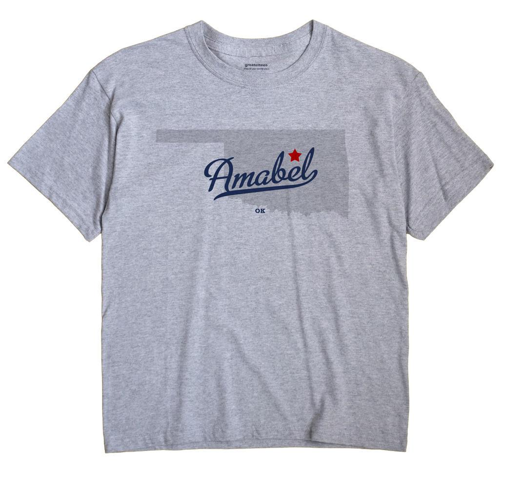 Amabel, Oklahoma OK Souvenir Shirt