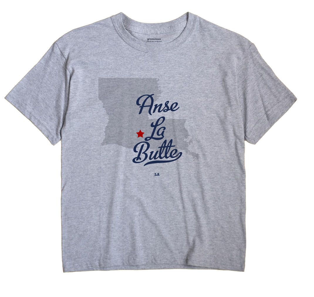 Anse La Butte, Louisiana LA Souvenir Shirt