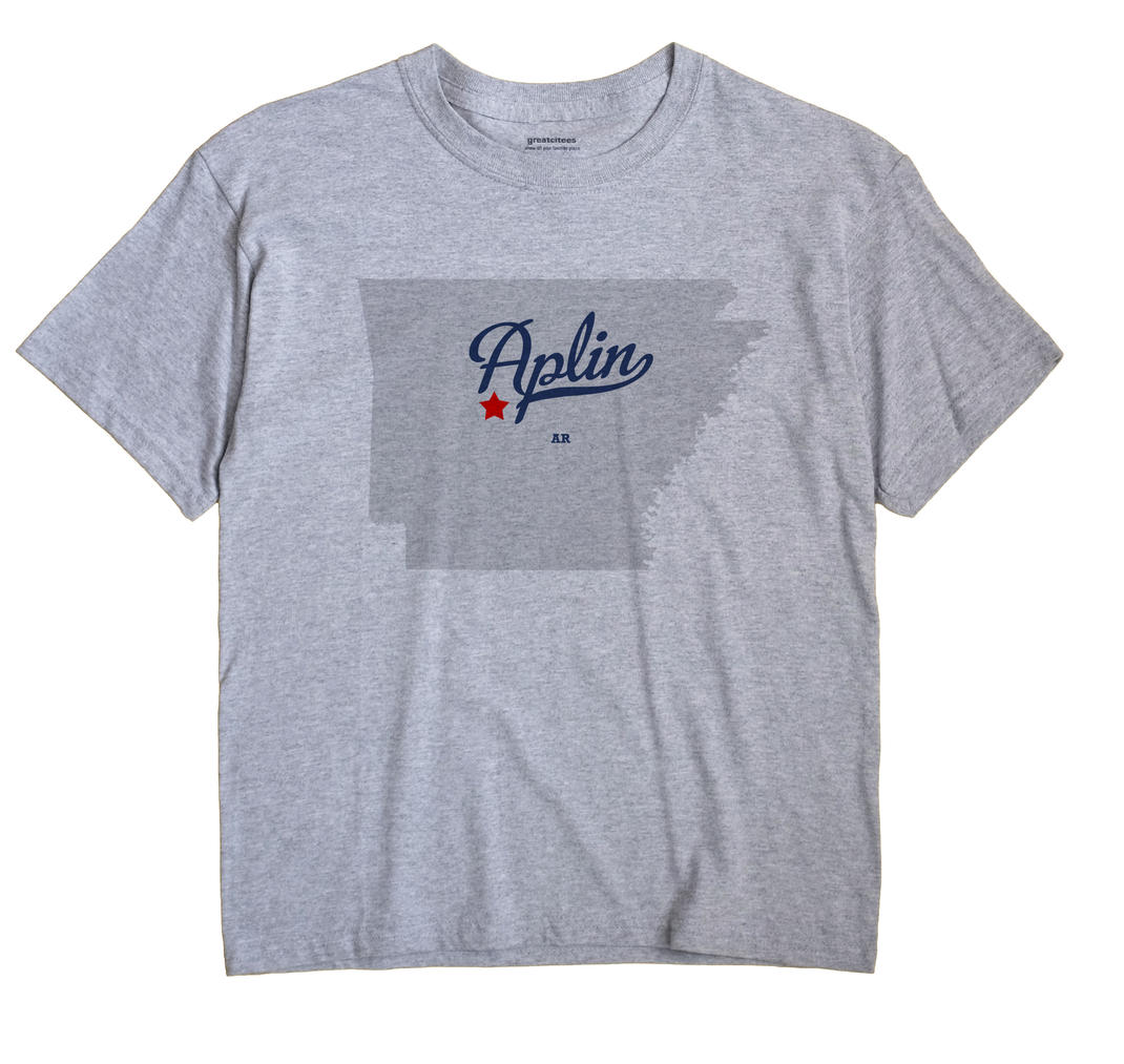 Aplin, Arkansas AR Souvenir Shirt