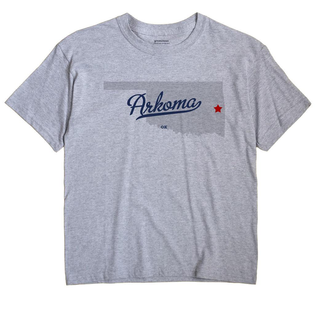 Arkoma, Oklahoma OK Souvenir Shirt