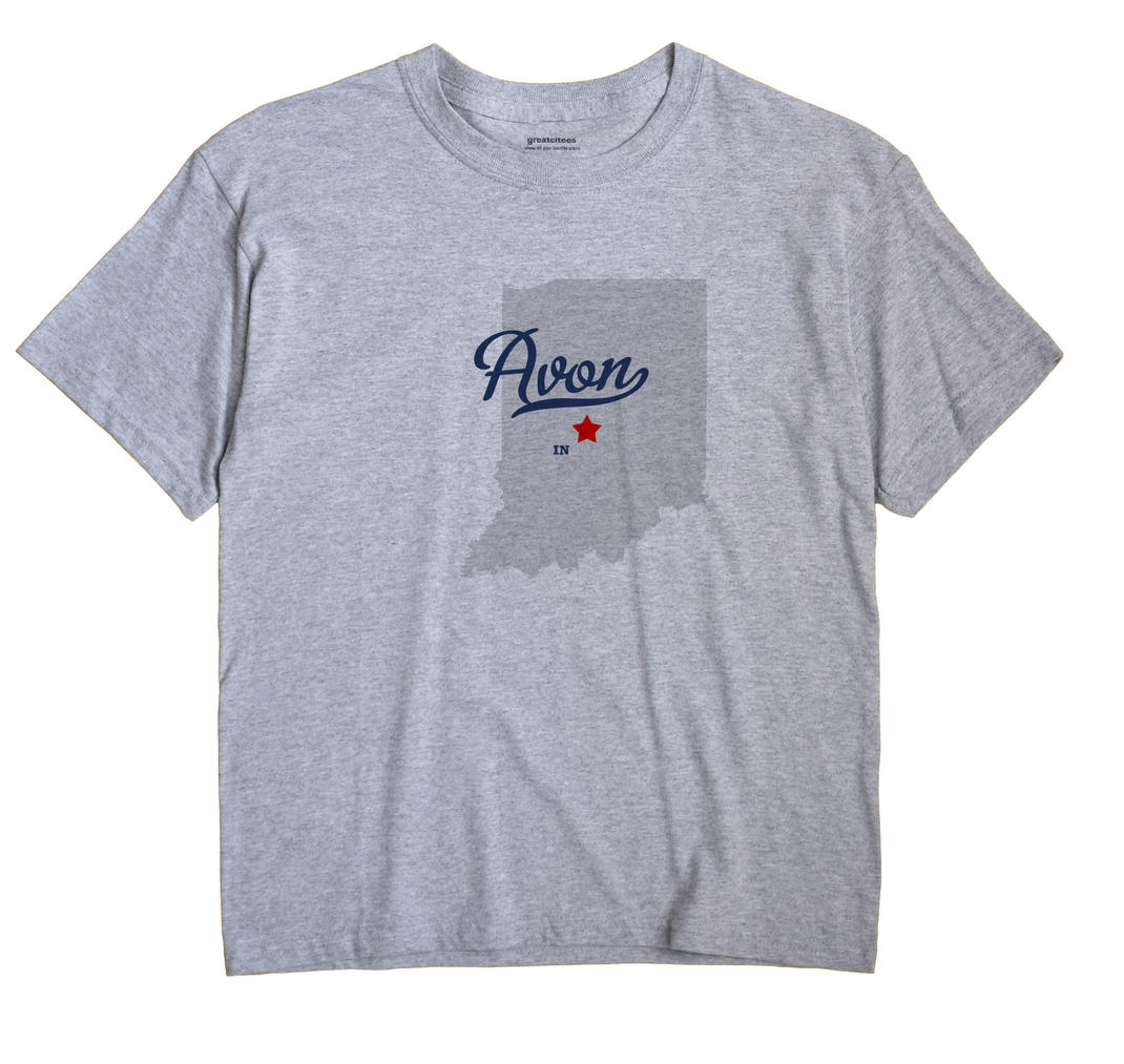 Avon Indiana IN Shirt Souvenir