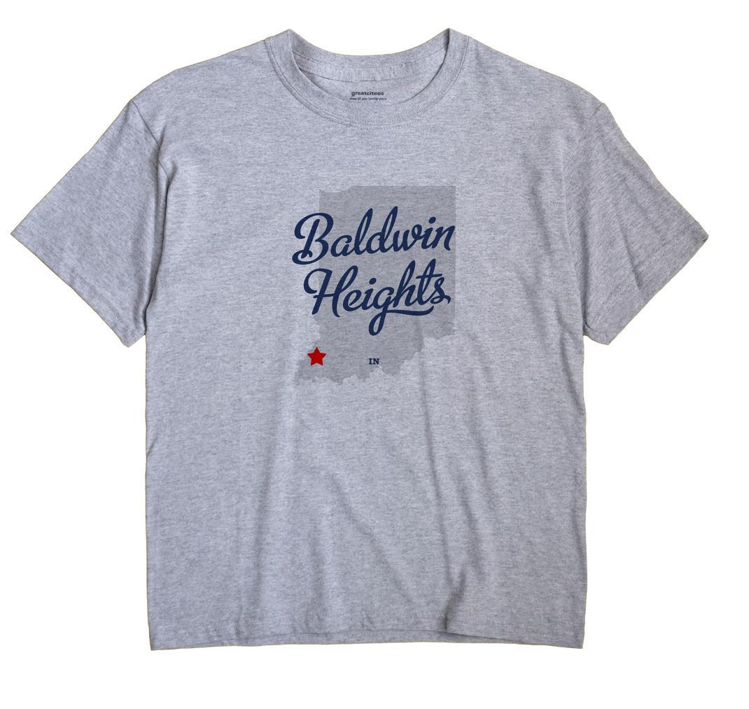 Baldwin Heights, Indiana IN Souvenir Shirt