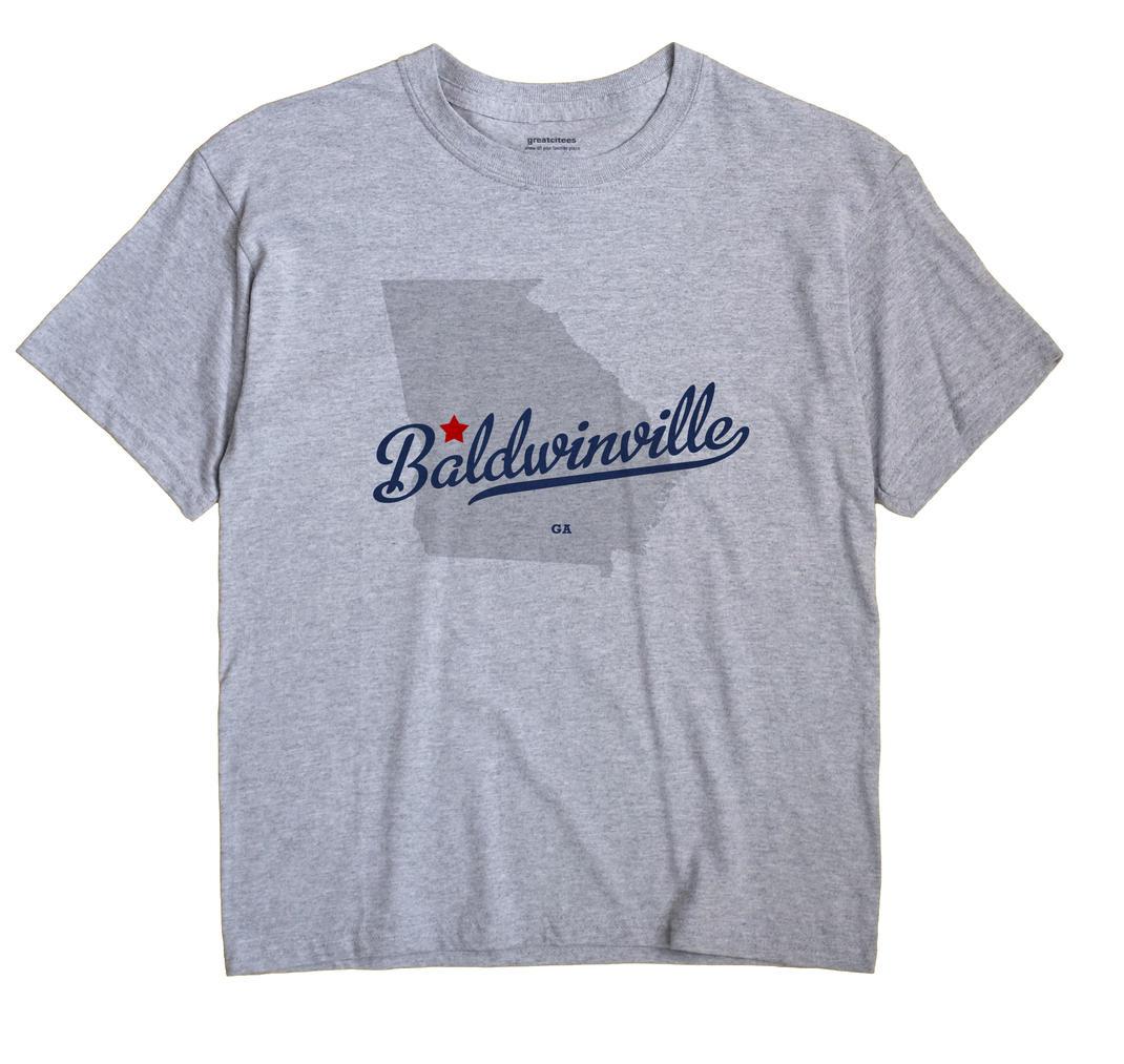 Baldwinville, Georgia GA Souvenir Shirt