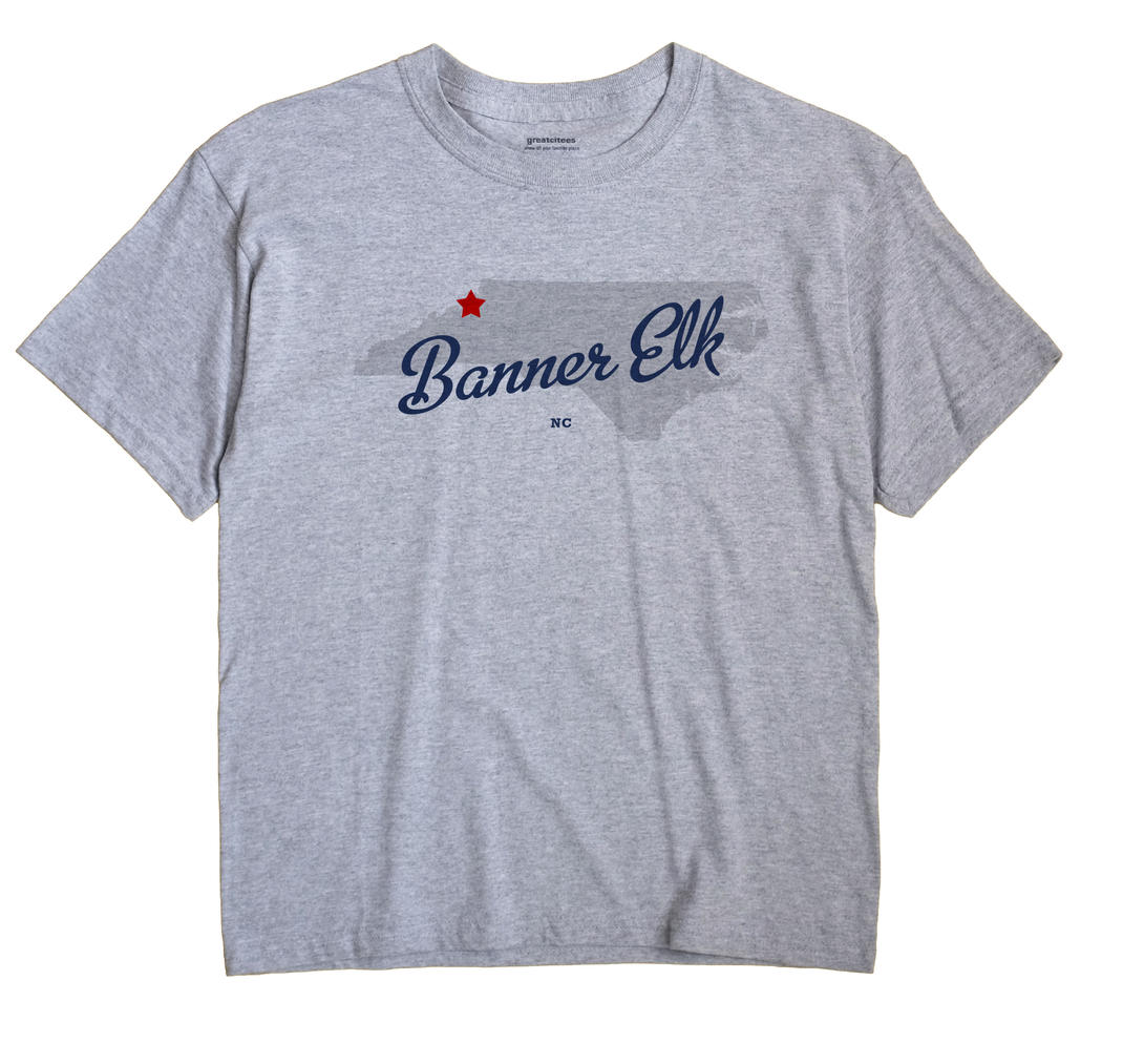 Banner Elk, North Carolina NC Souvenir Shirt