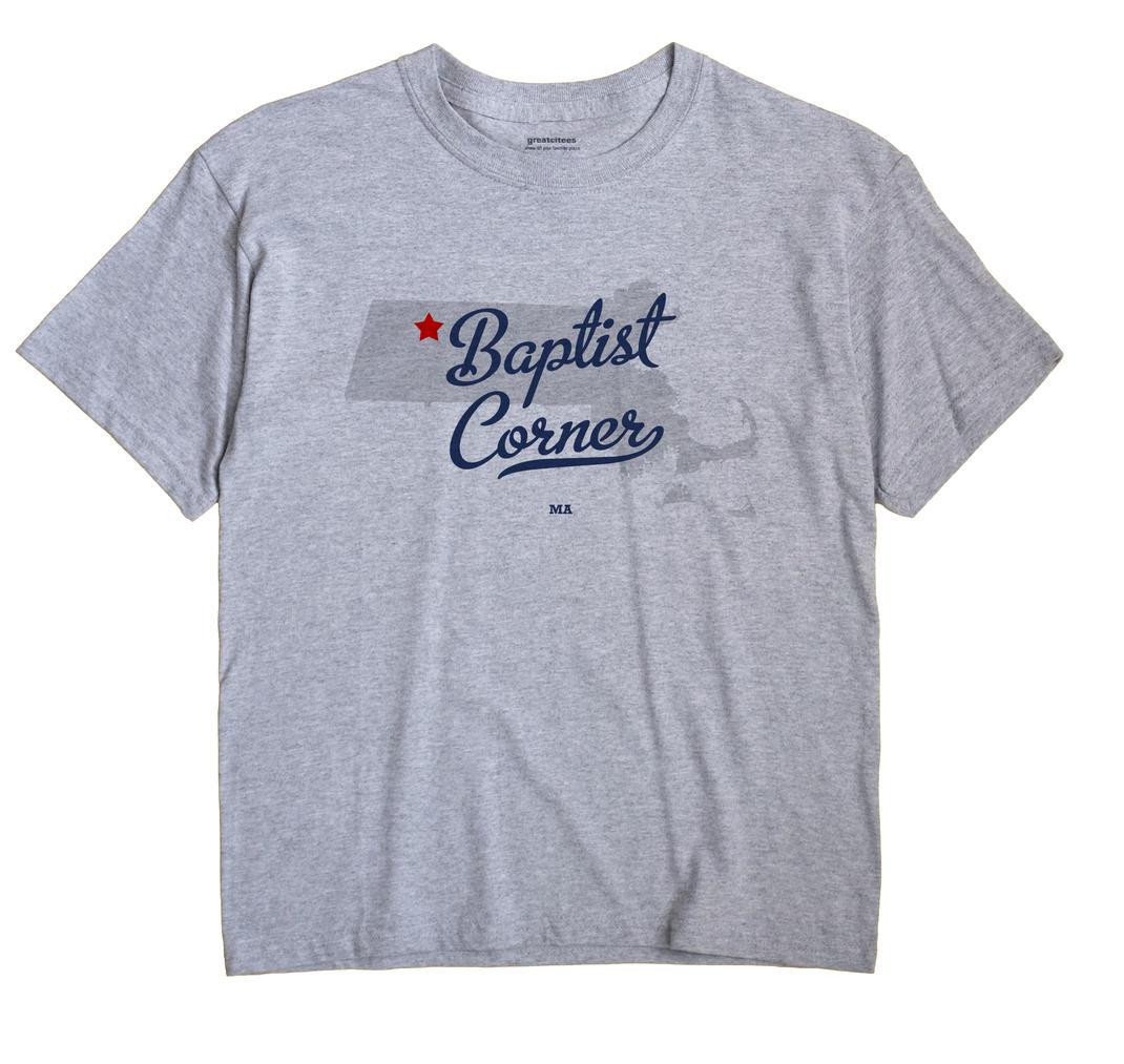 Baptist Corner, Massachusetts MA Souvenir Shirt