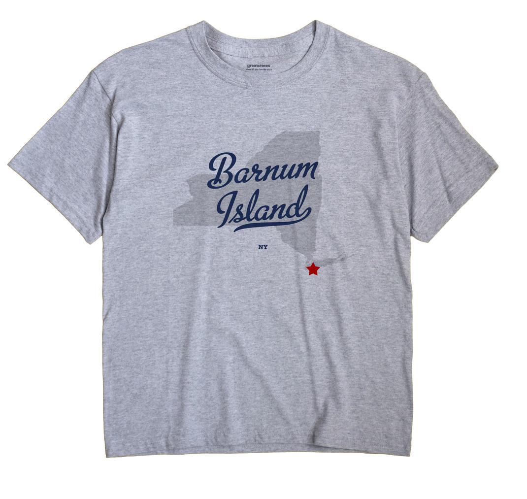 Barnum Island, New York NY Souvenir Shirt