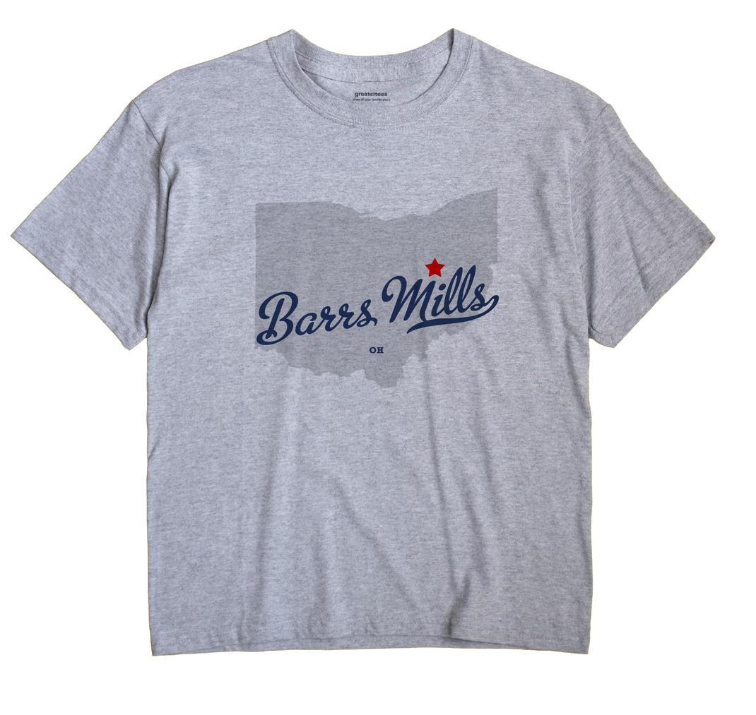 Barrs Mills, Ohio OH Souvenir Shirt