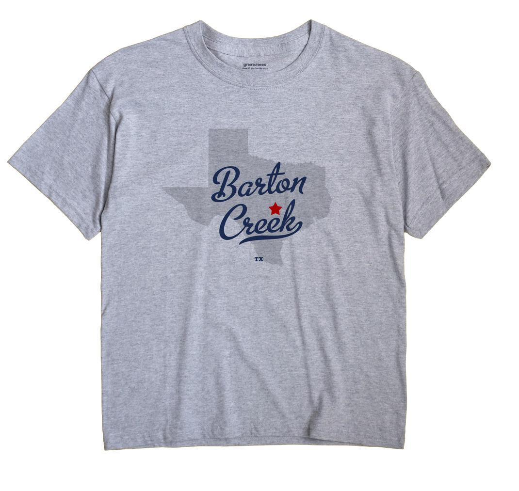 Barton Creek, Texas TX Souvenir Shirt