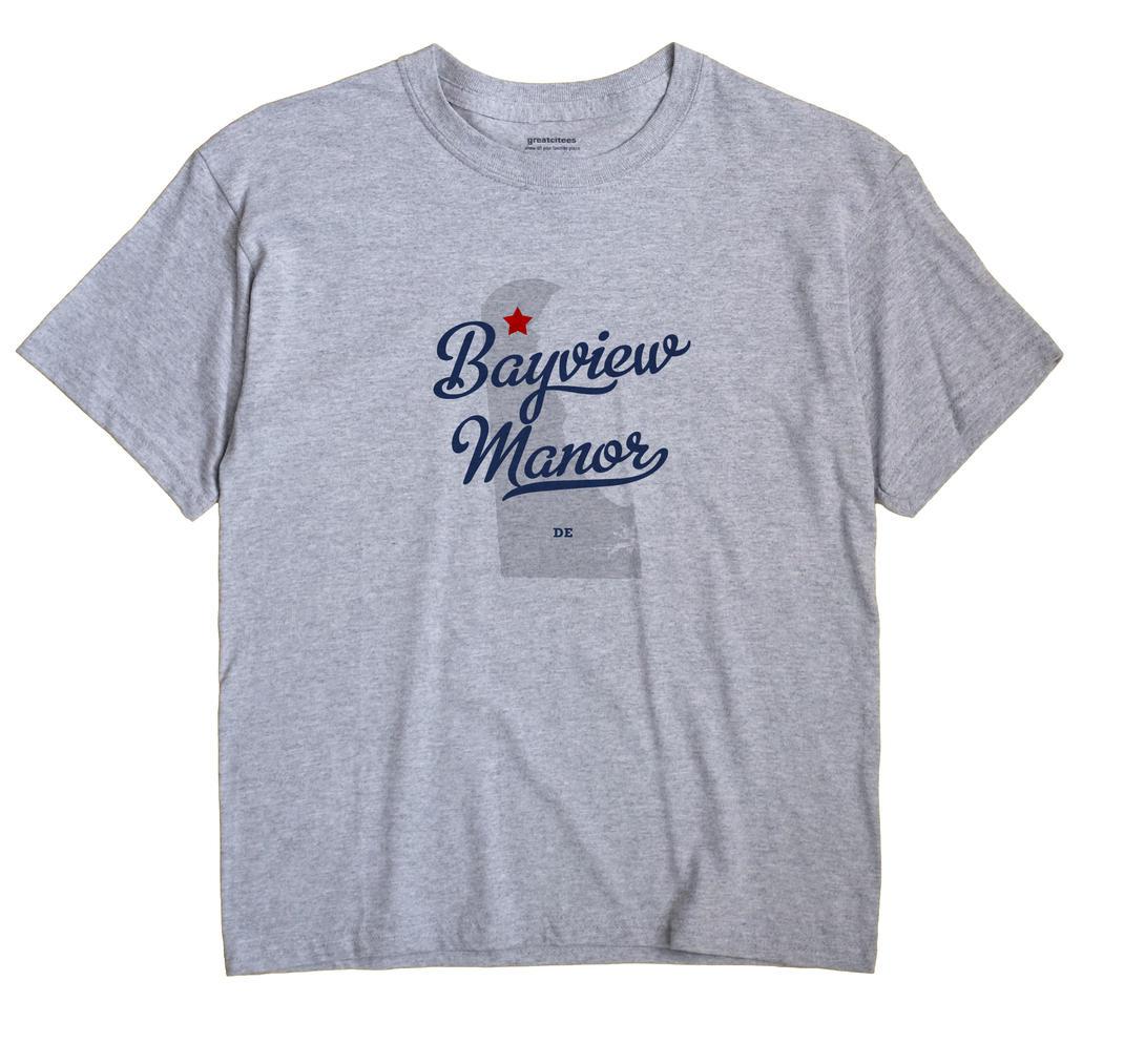 Bayview Manor, Delaware DE Souvenir Shirt