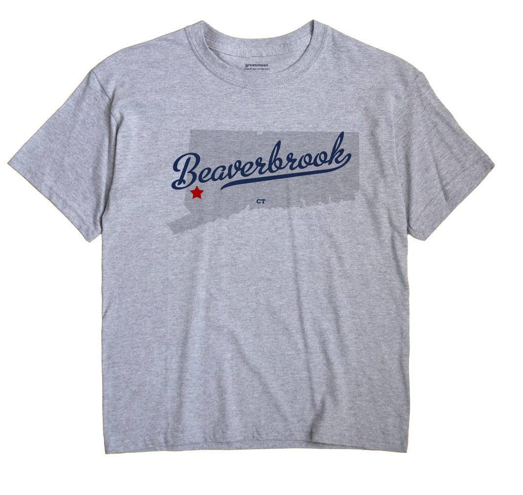 Beaverbrook, Connecticut CT Souvenir Shirt