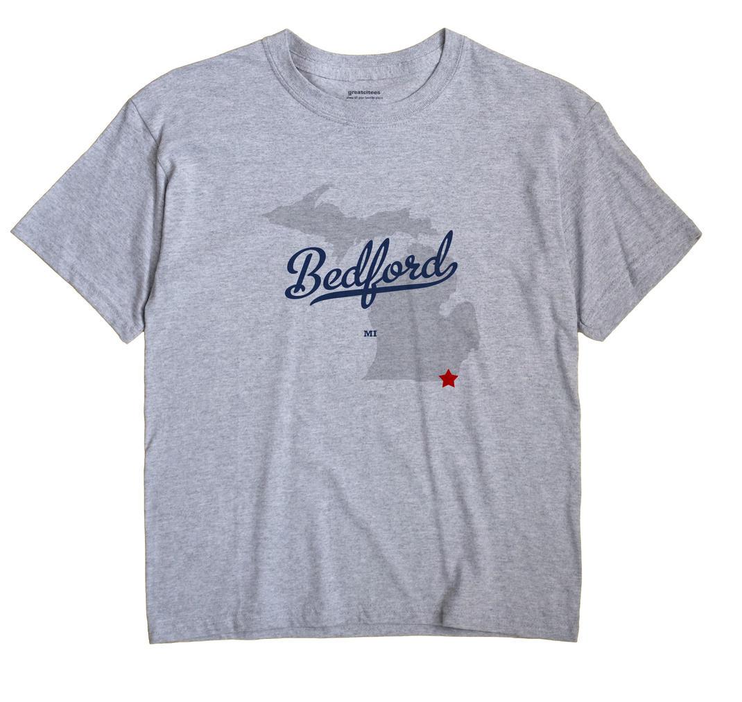 Bedford, Monroe County, Michigan MI Souvenir Shirt