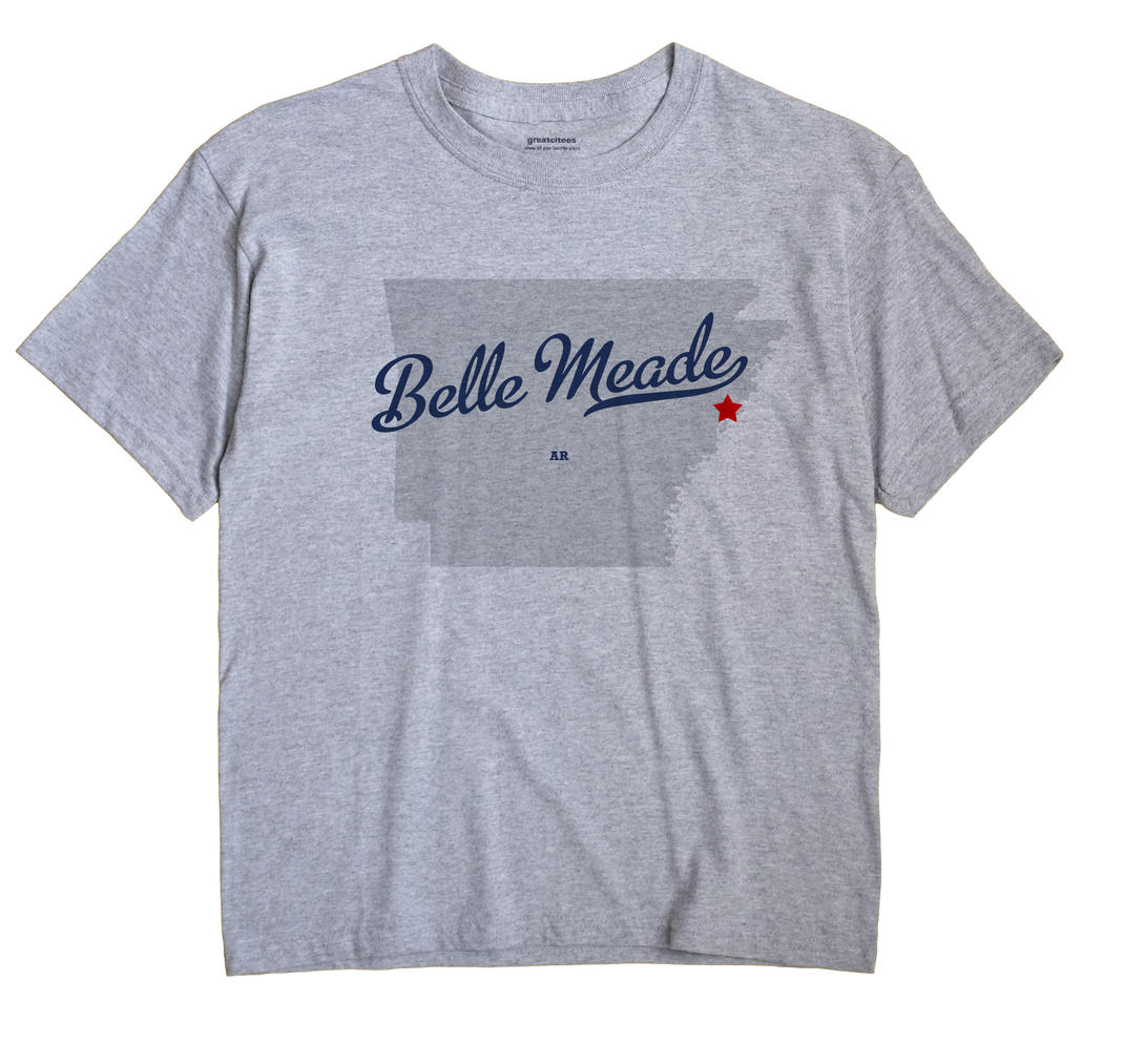 Belle Meade, Arkansas AR Souvenir Shirt