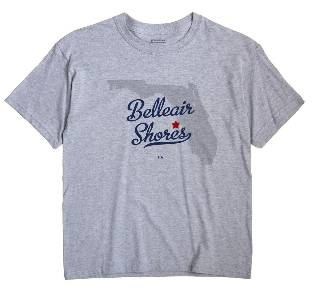 Belleair Shores, Florida FL Souvenir Shirt