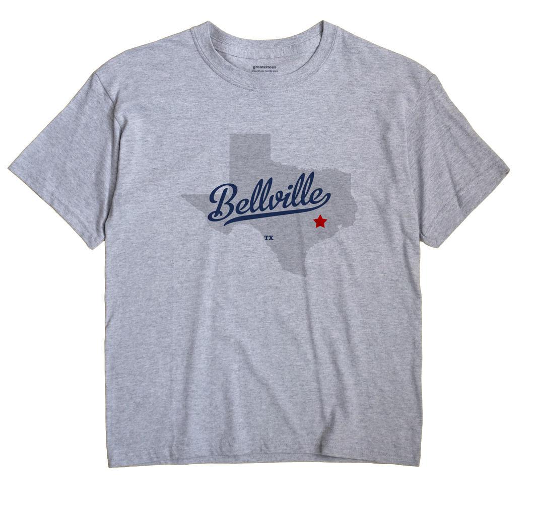 Bellville, Texas TX Souvenir Shirt