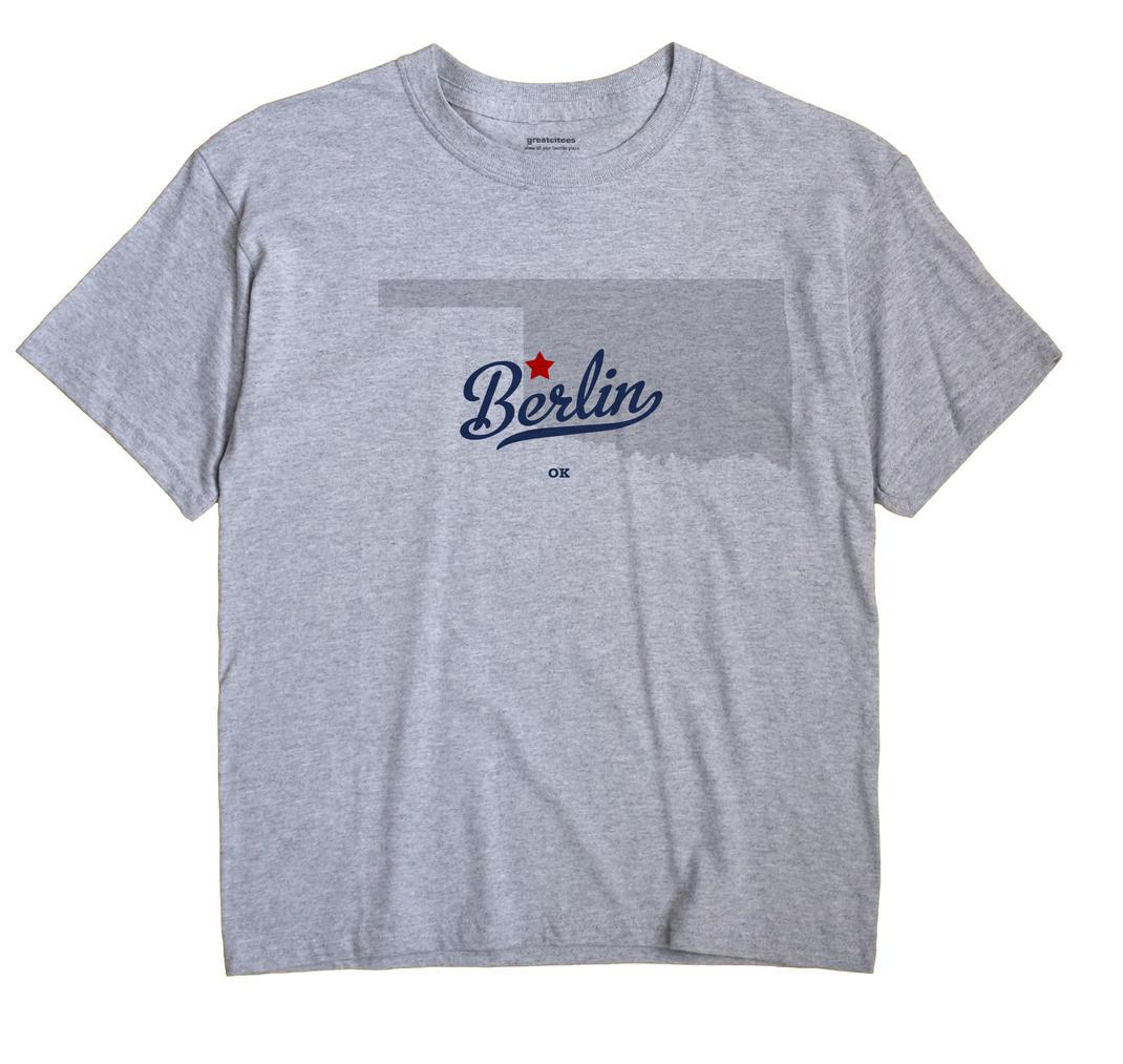 Berlin, Oklahoma OK Souvenir Shirt