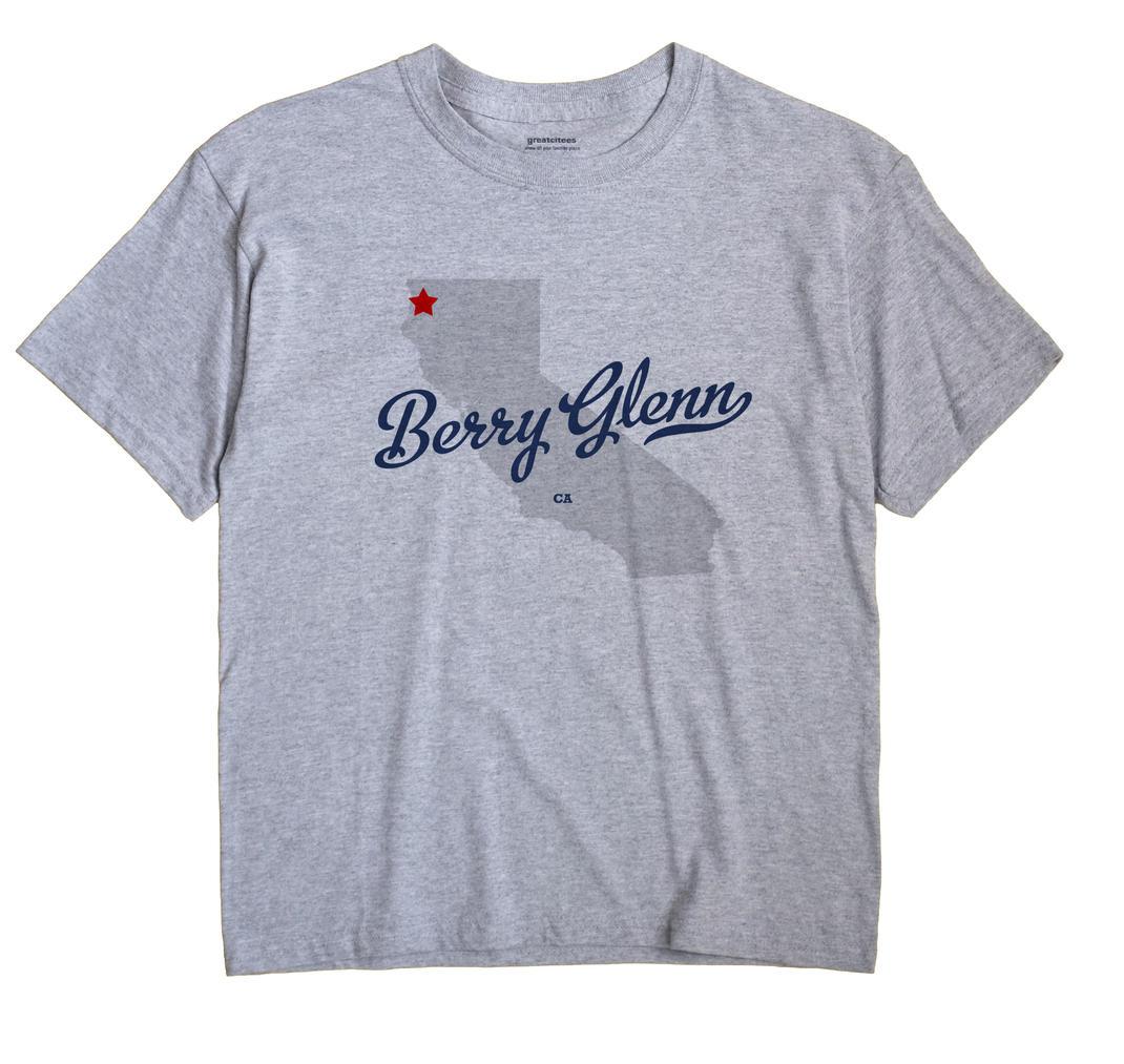 Berry Glenn, California CA Souvenir Shirt