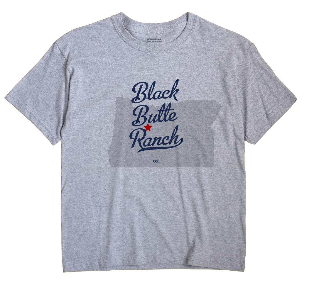 Black Butte Ranch, Oregon OR Souvenir Shirt