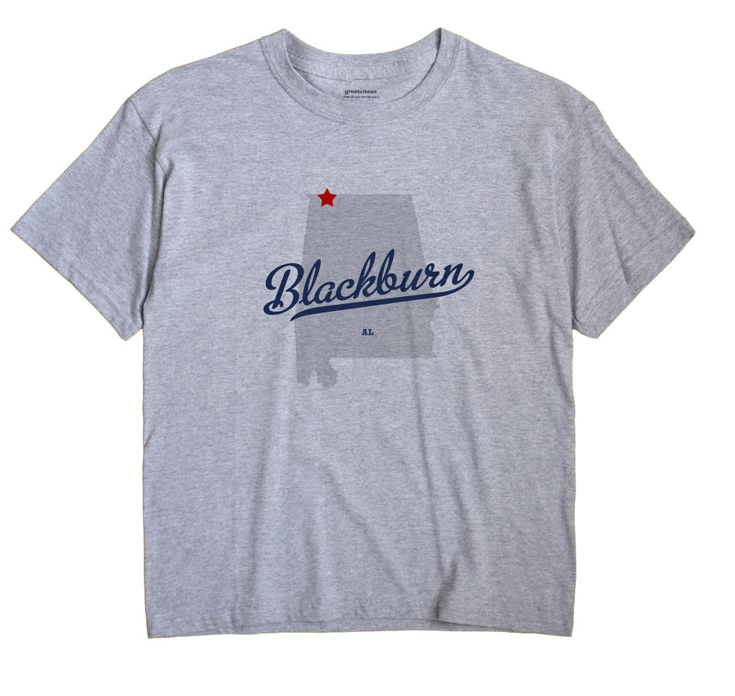 Blackburn, Alabama AL Souvenir Shirt