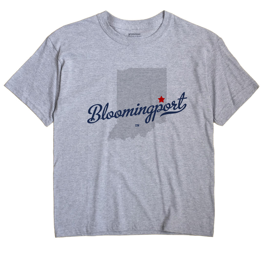 Bloomingport, Indiana IN Souvenir Shirt