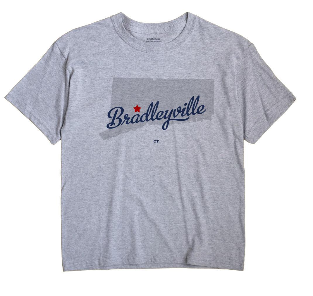 Bradleyville, Connecticut CT Souvenir Shirt