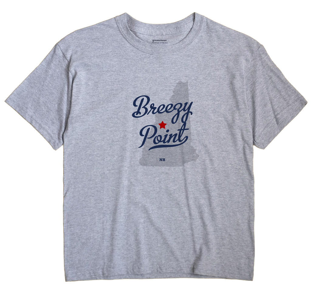 Breezy Point, New Hampshire NH Souvenir Shirt