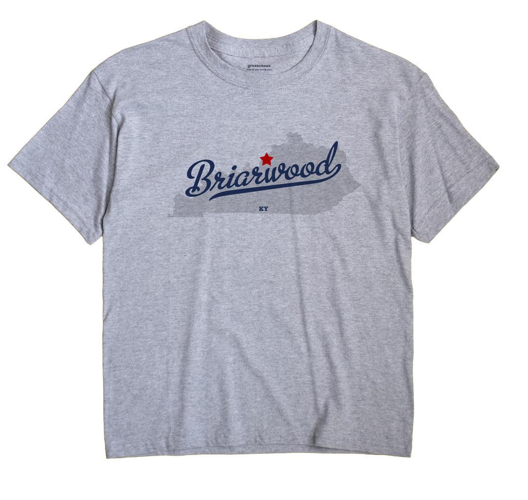 Briarwood, Kentucky KY Souvenir Shirt