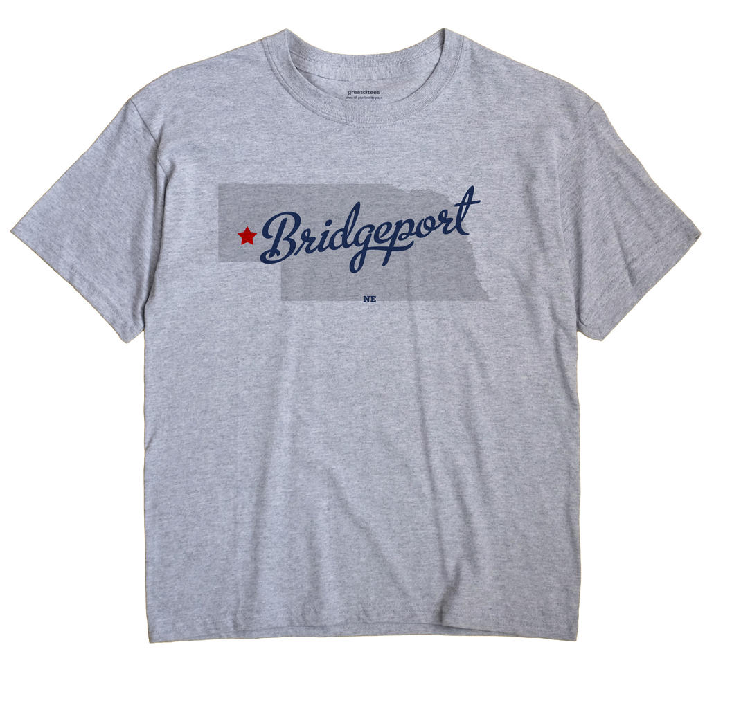 Bridgeport, Nebraska NE Souvenir Shirt