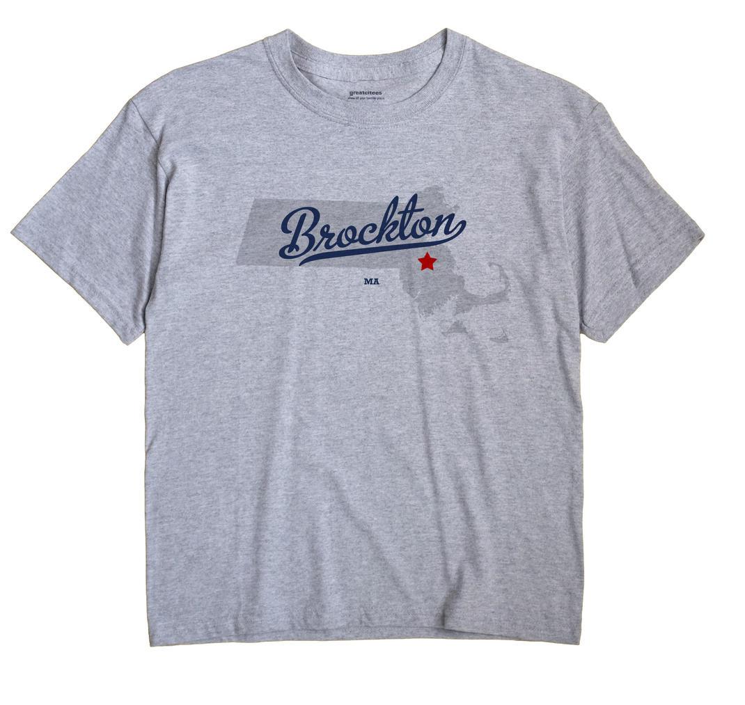 Brockton, Massachusetts MA Souvenir Shirt