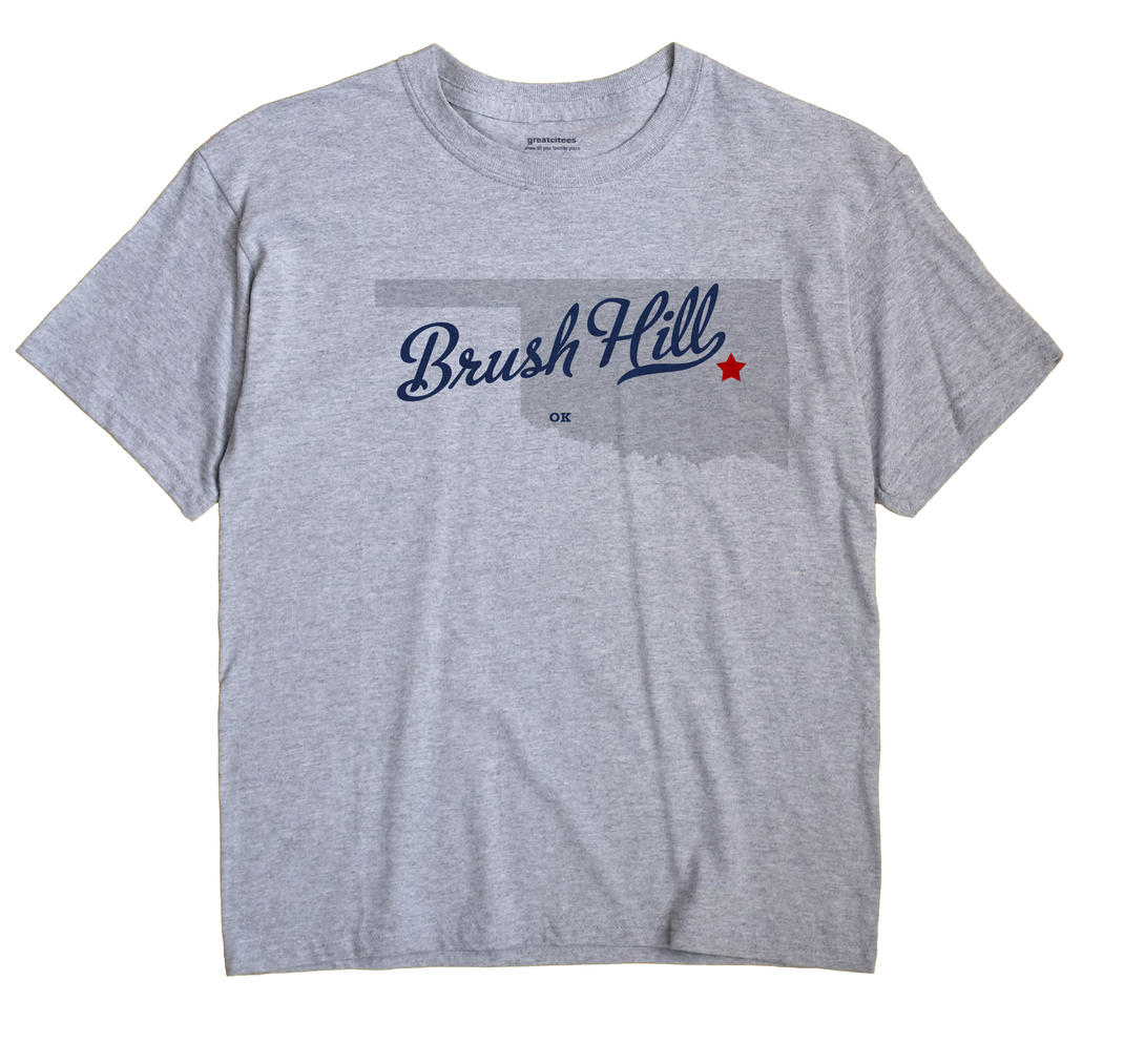 Brush Hill, Oklahoma OK Souvenir Shirt