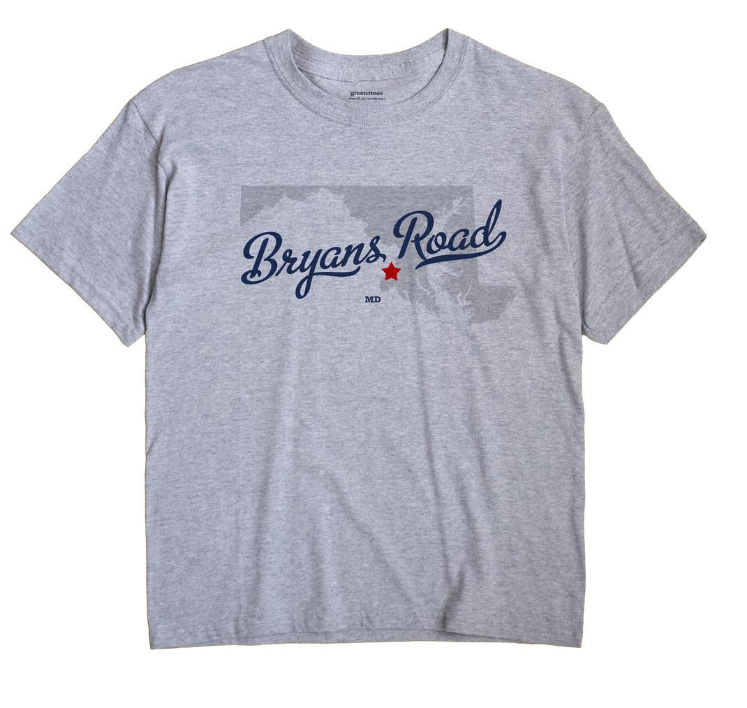 Bryans Road, Maryland MD Souvenir Shirt