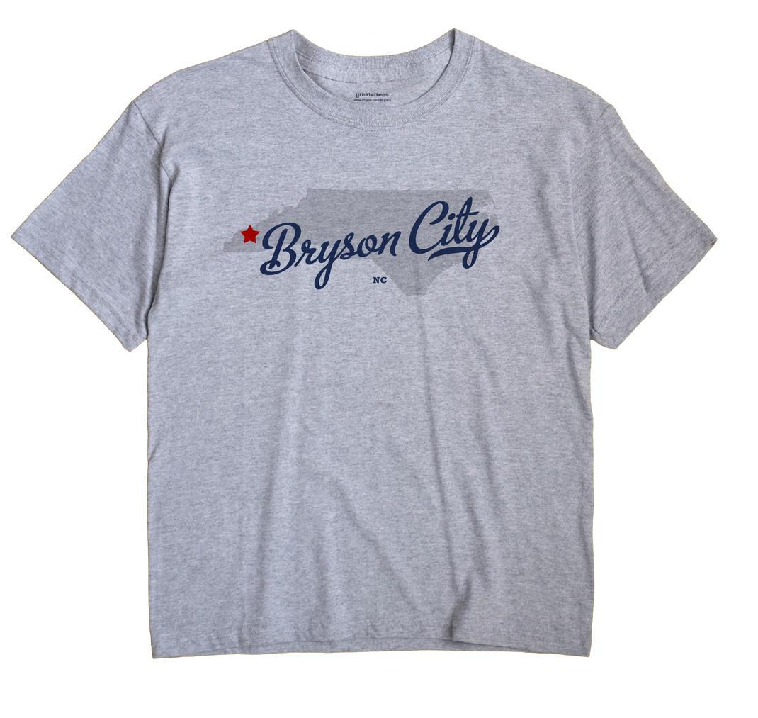 Bryson City, North Carolina NC Souvenir Shirt