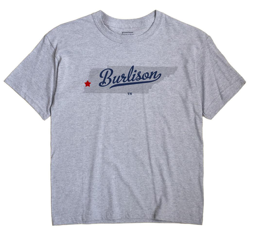 Burlison, Tennessee TN Souvenir Shirt