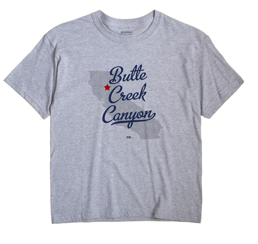 Butte Creek Canyon, California CA Souvenir Shirt