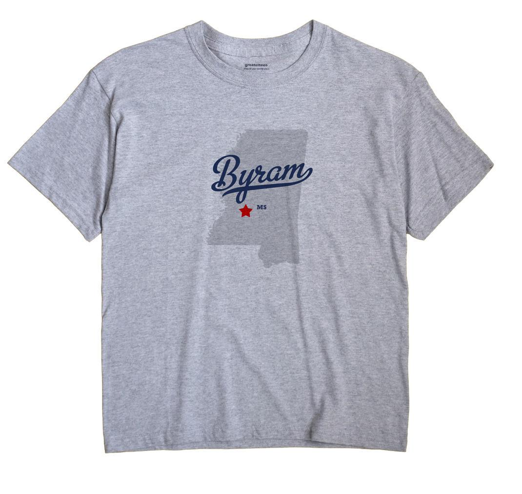 Byram, Mississippi MS Souvenir Shirt