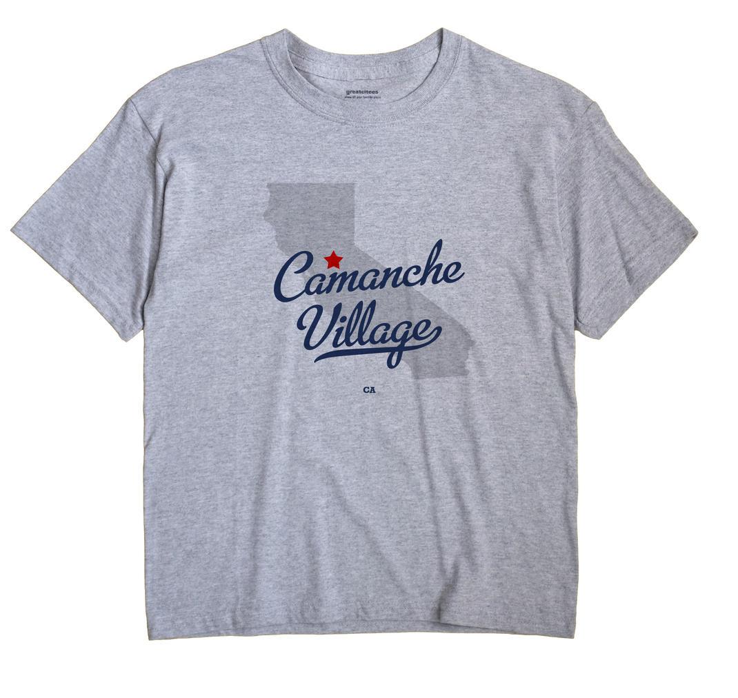 Camanche Village, California CA Souvenir Shirt