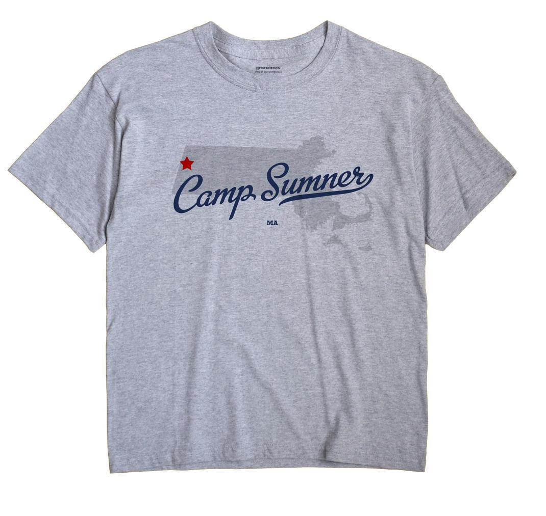 Camp Sumner, Massachusetts MA Souvenir Shirt