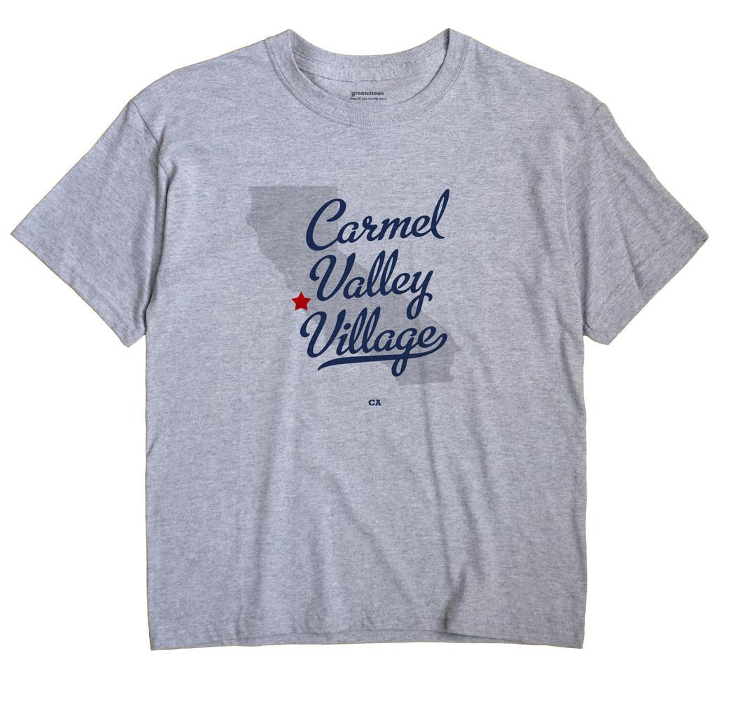 Carmel Valley Village, California CA Souvenir Shirt