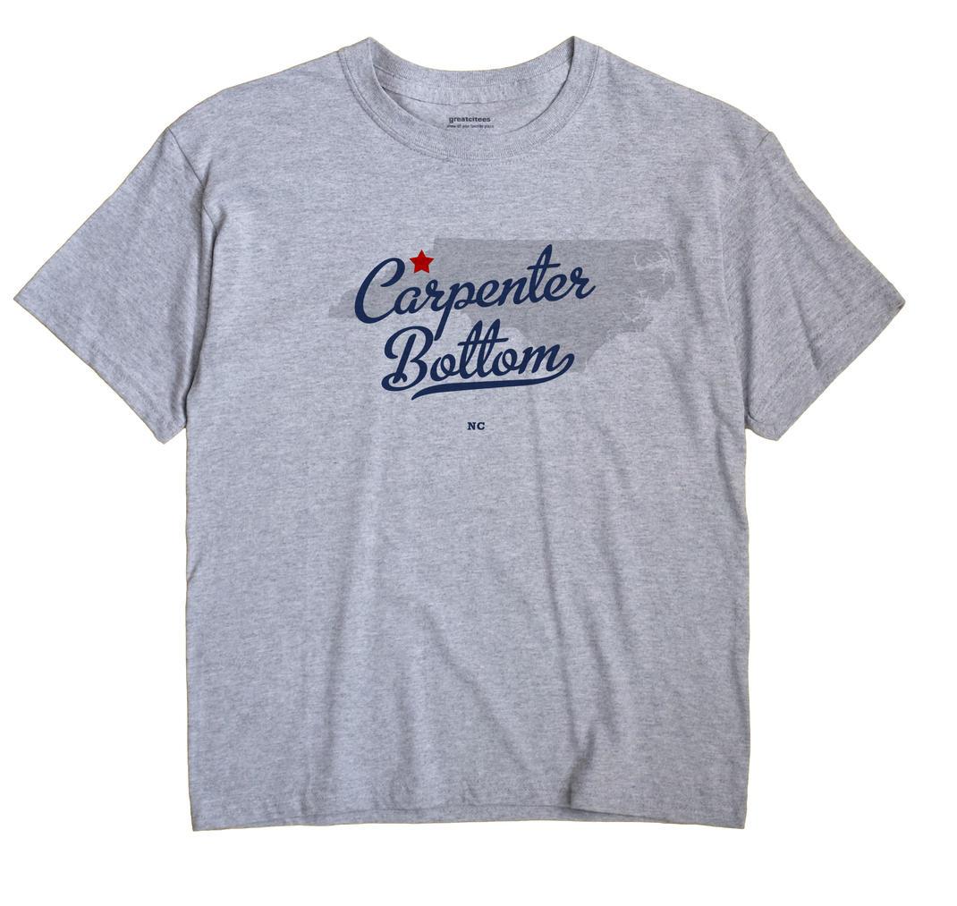 Carpenter Bottom, North Carolina NC Souvenir Shirt