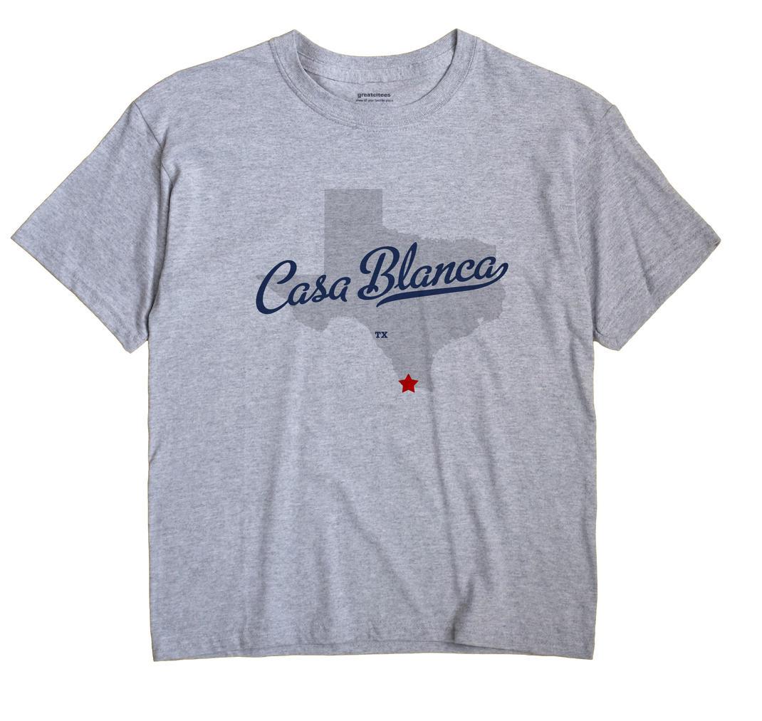 Casa Blanca, Starr County, Texas TX Souvenir Shirt