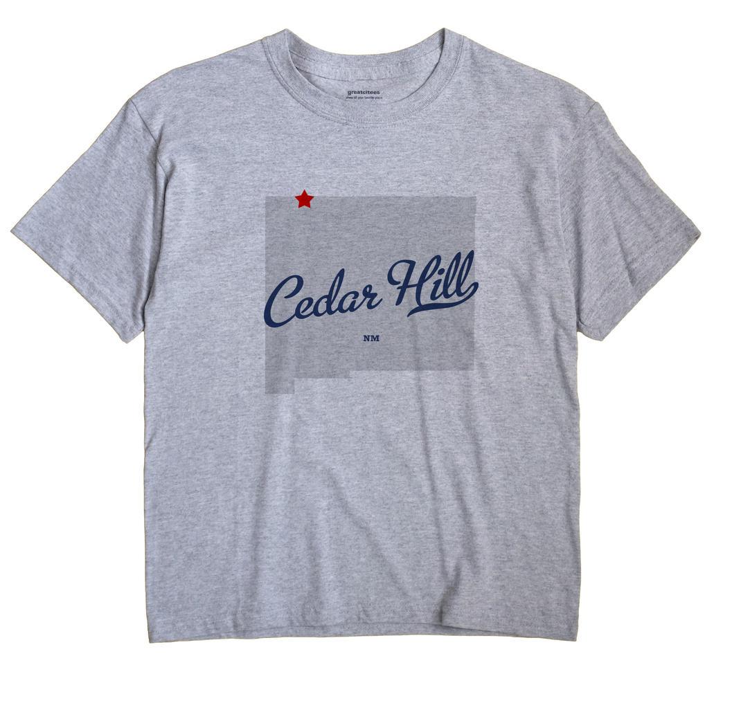 Cedar Hill, New Mexico NM Souvenir Shirt