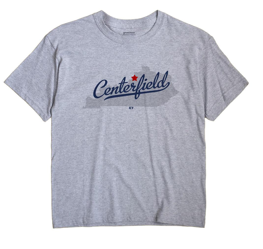 Centerfield, Kentucky KY Souvenir Shirt