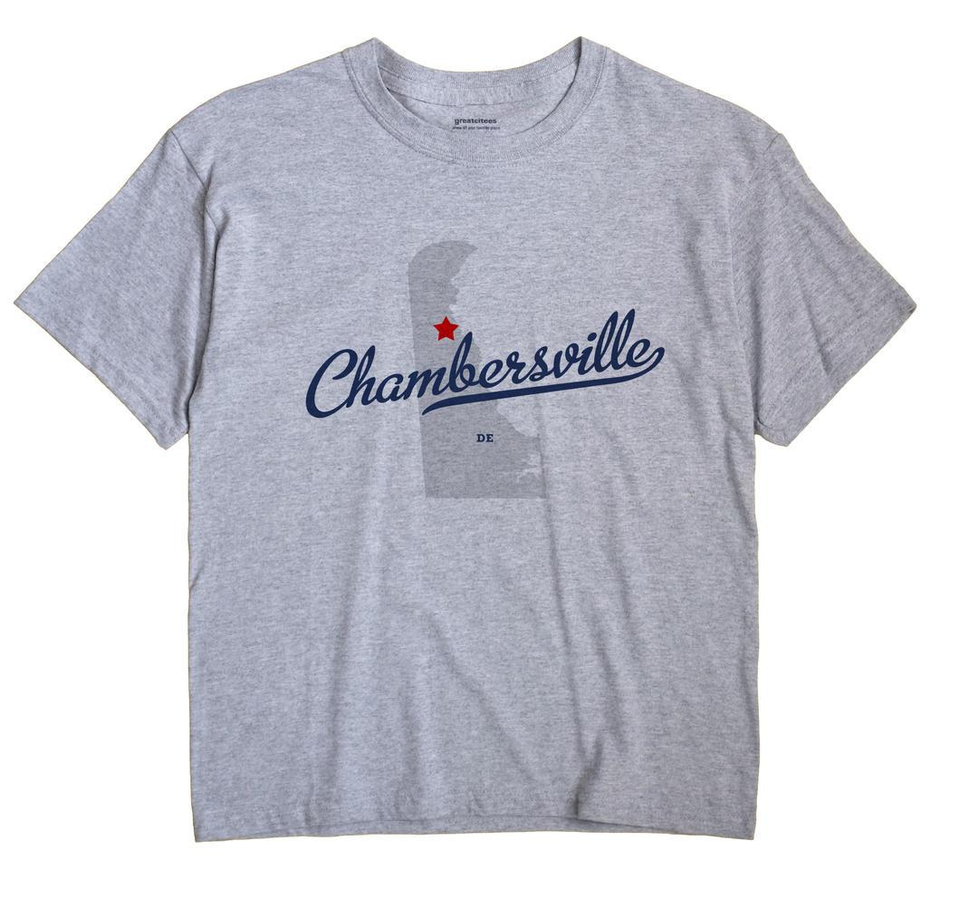 Chambersville, Delaware DE Souvenir Shirt