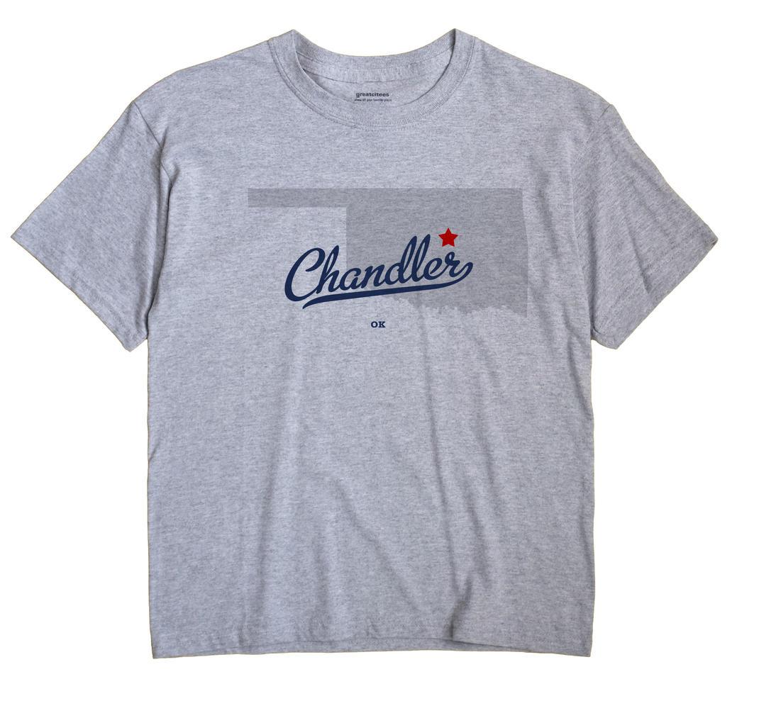 Chandler, Oklahoma OK Souvenir Shirt